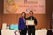 Click to view album: 2016 Teachers of the Year