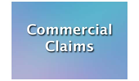 Commercial Claims