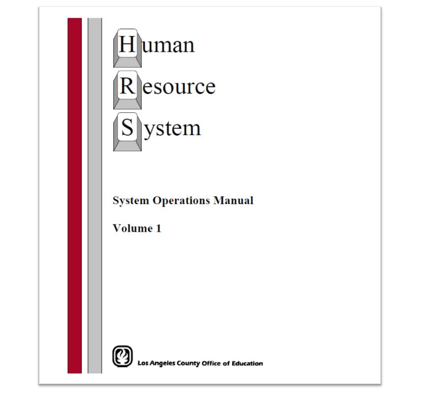 • Position Control Operations Manual