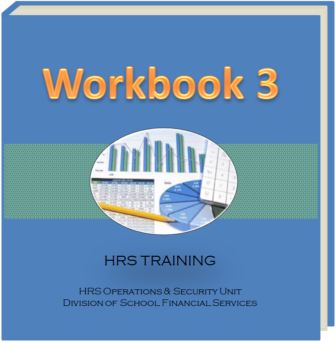 • Workbook 3 - DKT, ESA Gross Calculation, VPL for Classified Employees