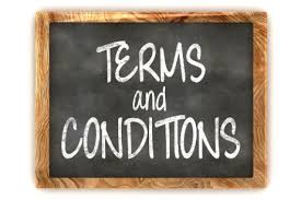 Contract Terms & Conditions