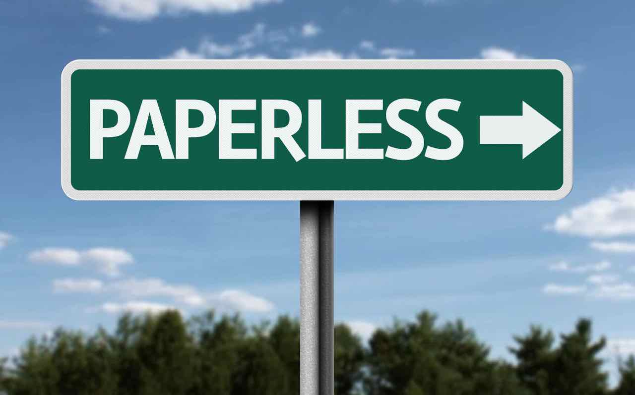 I Love the Idea of Going Paperless, But I Can't Do it Yet. What Else Can I Do?