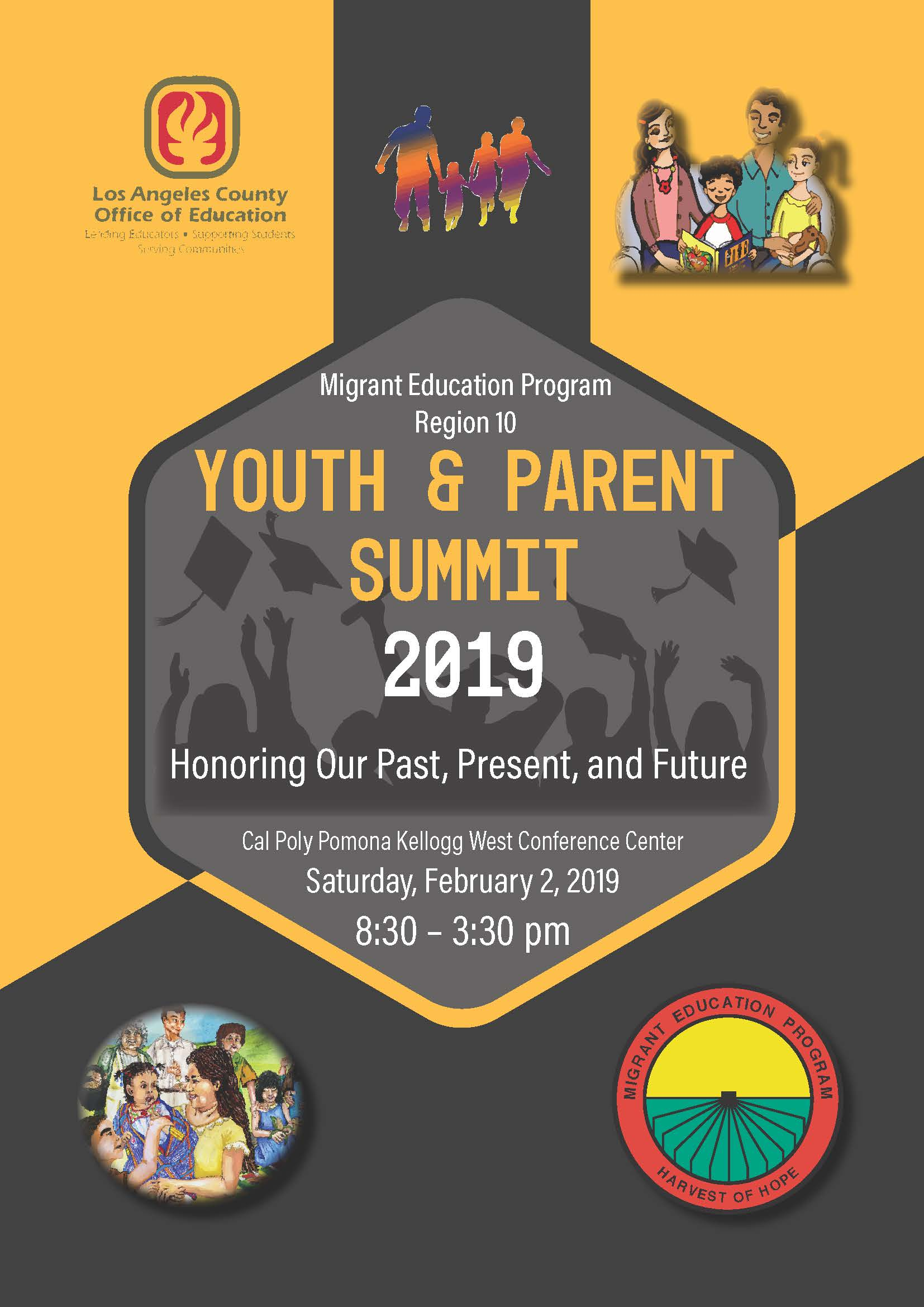 Youth & Parent Summit 2019