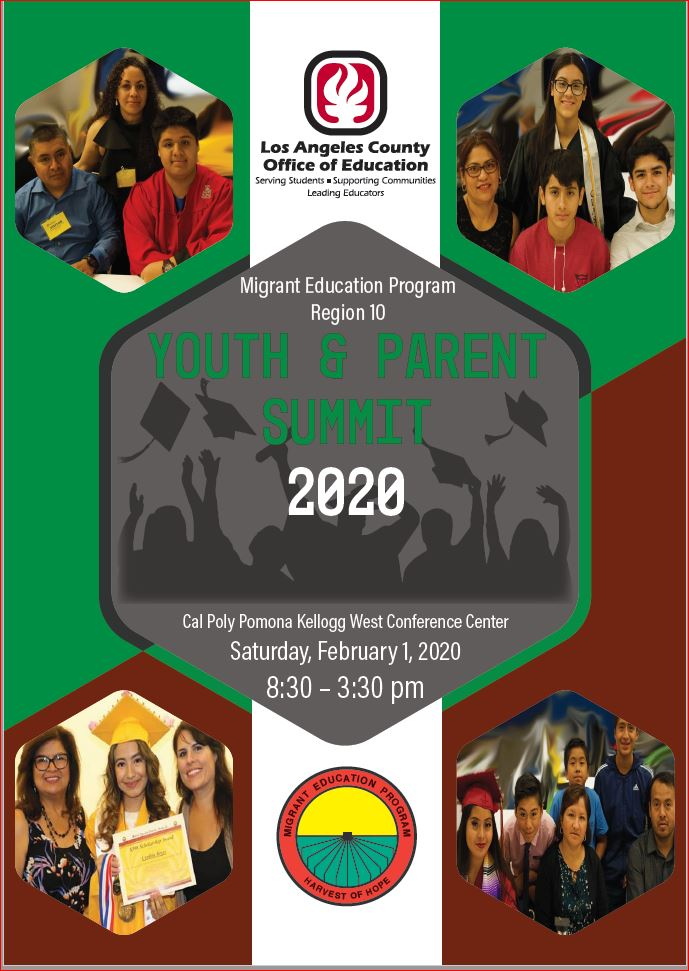 Youth & Parent Summit 2020
