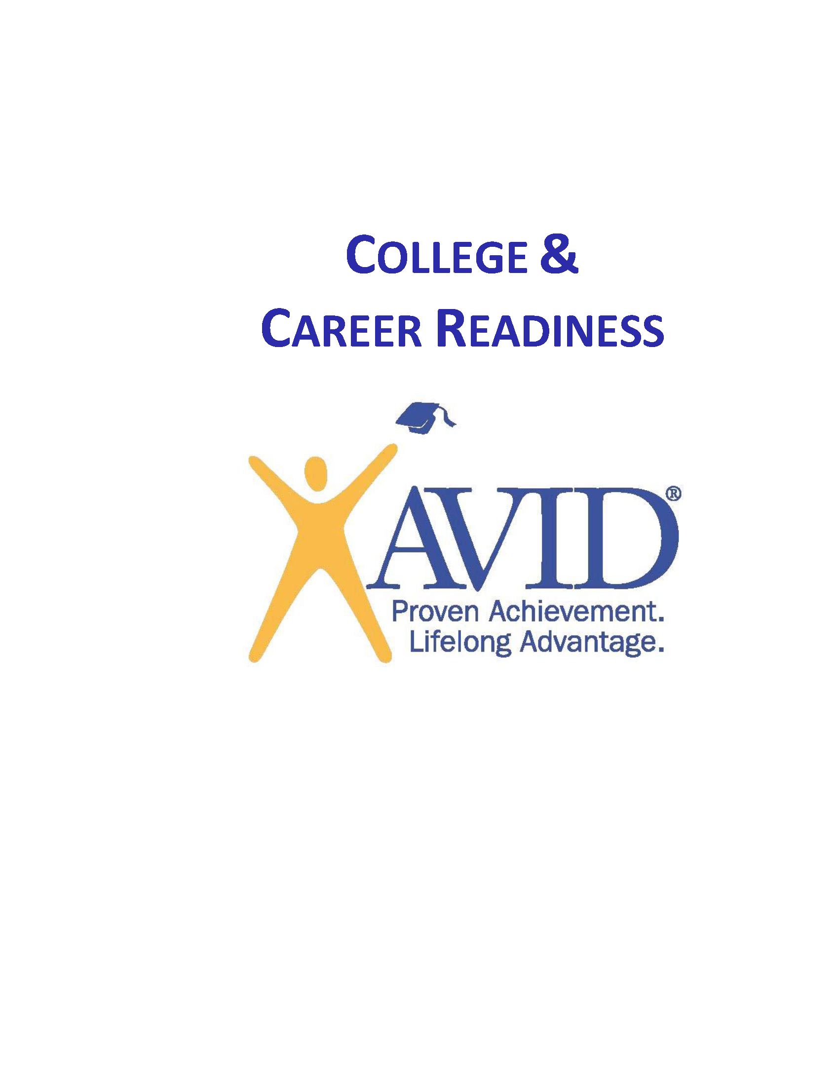 CIS: College and Career Readiness Flyer
