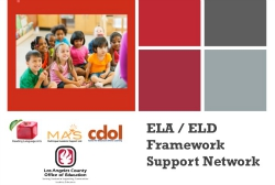 ELA/ELD Framework Support Network