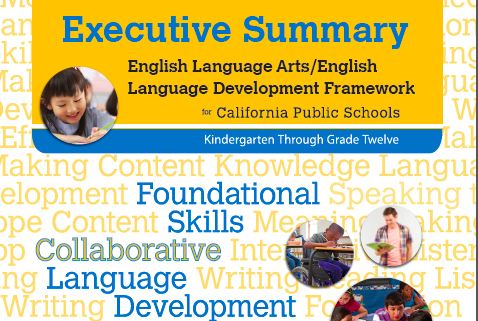 Executive Summary of the CA ELA/ELD Framework