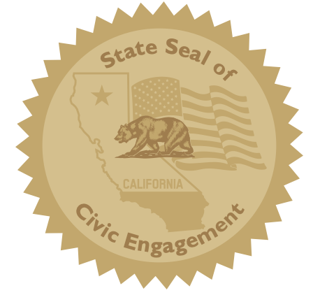 State Seal of Civic Engagement Los Angeles County Collaborative