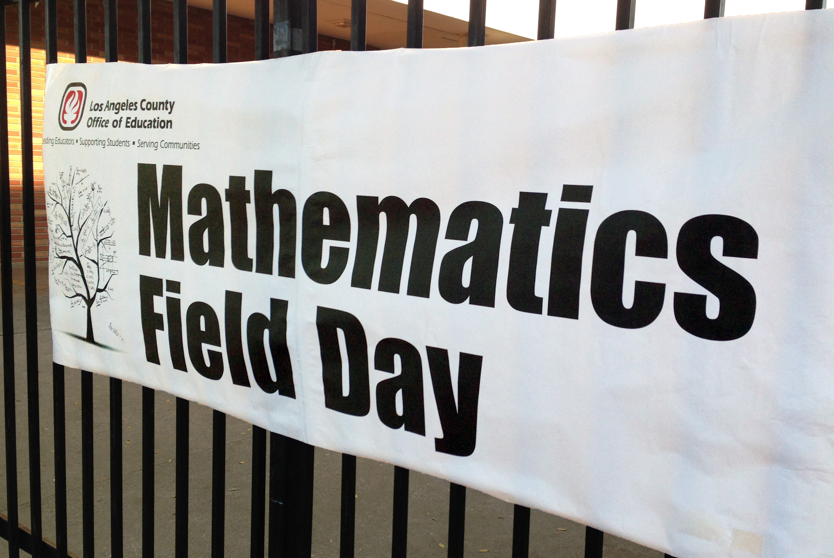 LA County Math Field Day 2017 Save the Date