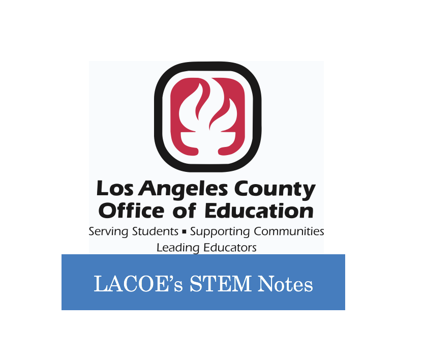 LACOE's STEM Notes