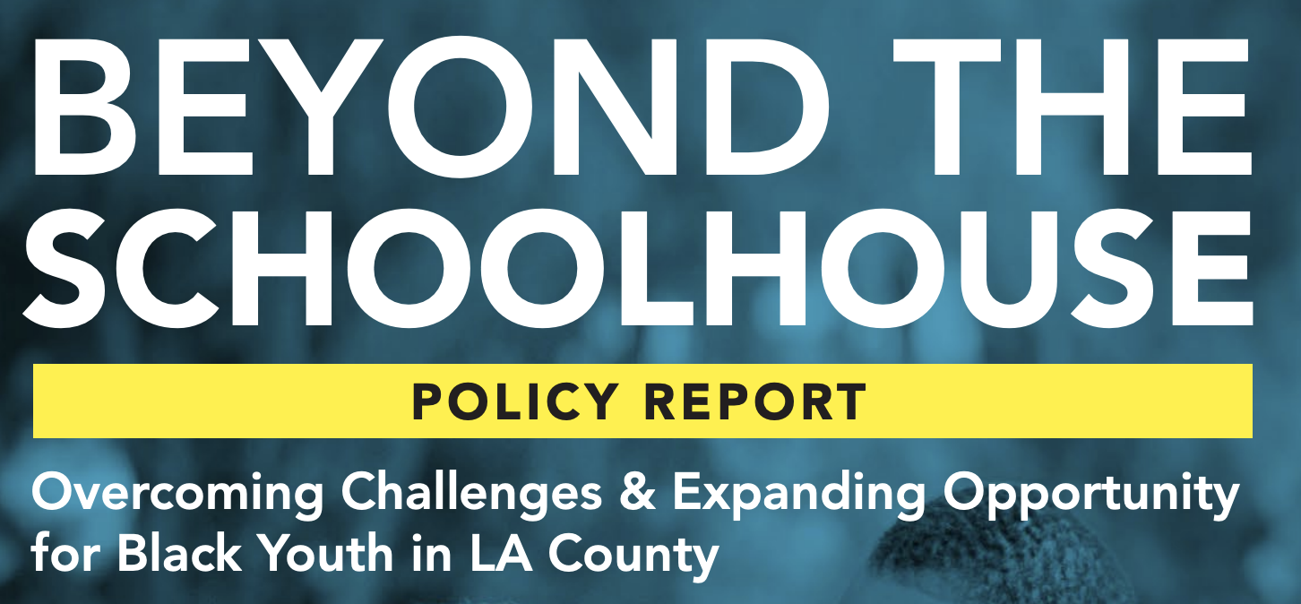 Beyond The Schoolhouse Policy Report