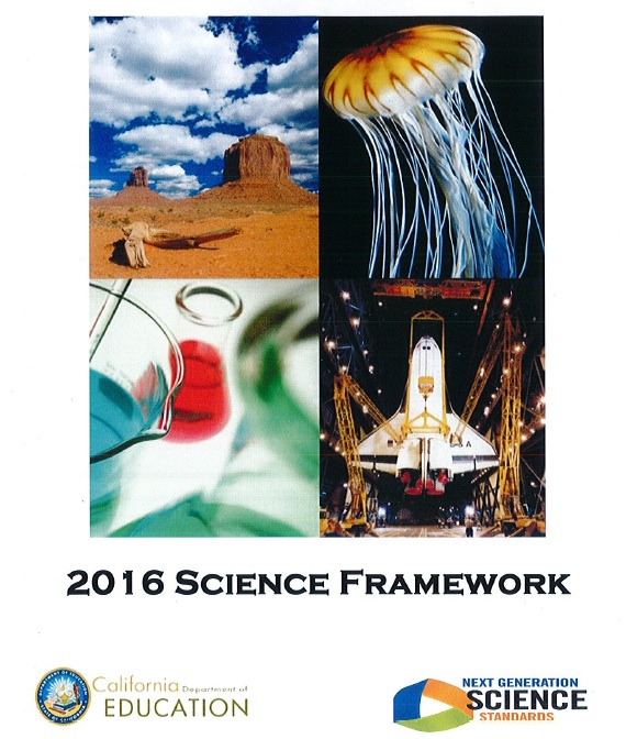 Expectations for New California Science Framework