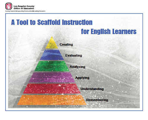 NEW! A Tool to Scaffolding Instruction in Spanish and Chinese (traditional)