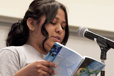 Writing mentors guide troubled teens