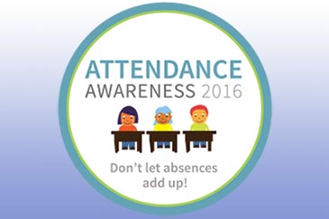Campaign aims to promote attendance
