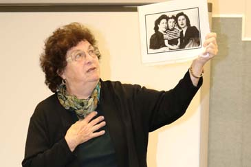 Holocaust study is focus of event