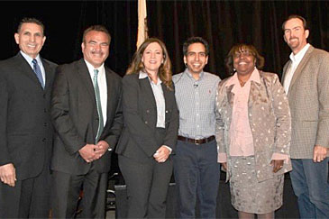 Partnership to prepare students for college