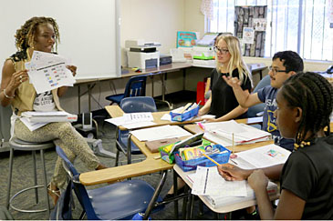 School embraces inclusionary practices