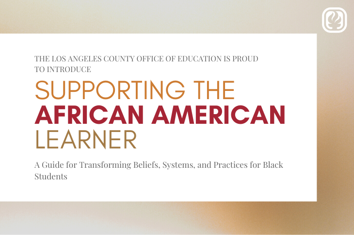 Supporting African American Learners