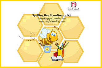 Get Your Spelling Bee Kit