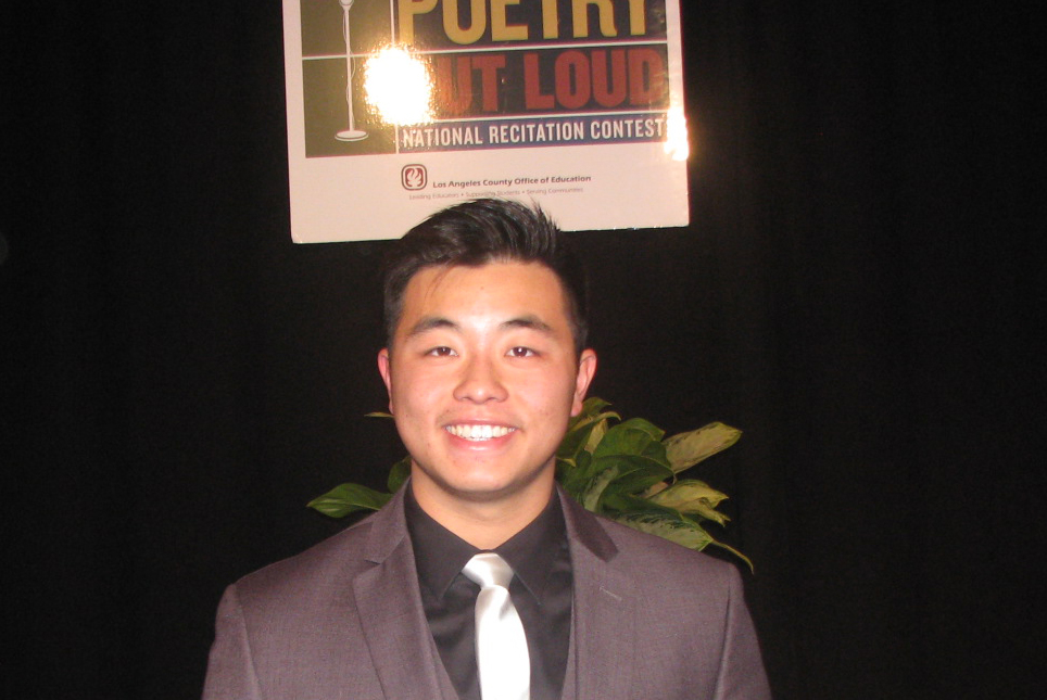 2014 Poetry Out Loud Winner