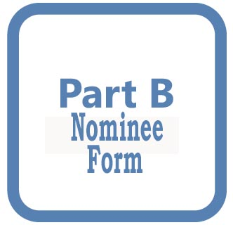 Nominee Form (Part B)