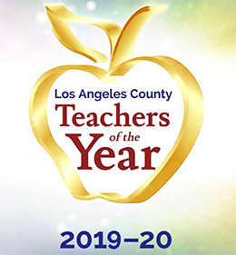 2019-20 Teacher of the Year Program