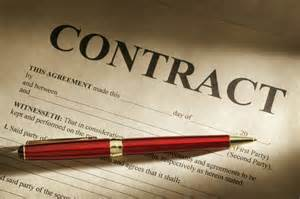 Complete the Intent to Participate Contract