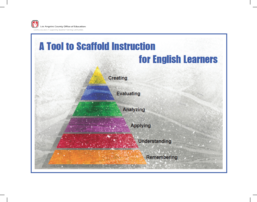 A Tool to Scaffold: Instruction for English Learners