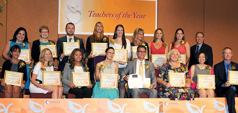 2013 Los Angeles County Teachers of the Year