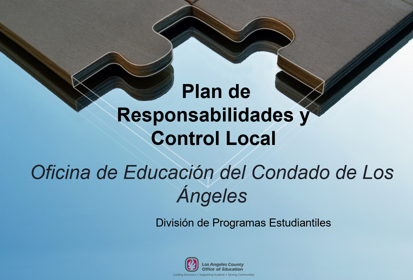 LACOE Schools LCAP Annual update for Parents (Spanish)