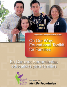 On our Way: Educational Toolkit for Families