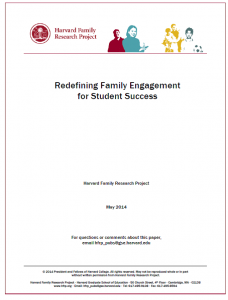 Redefining Family Engagement for Student Success