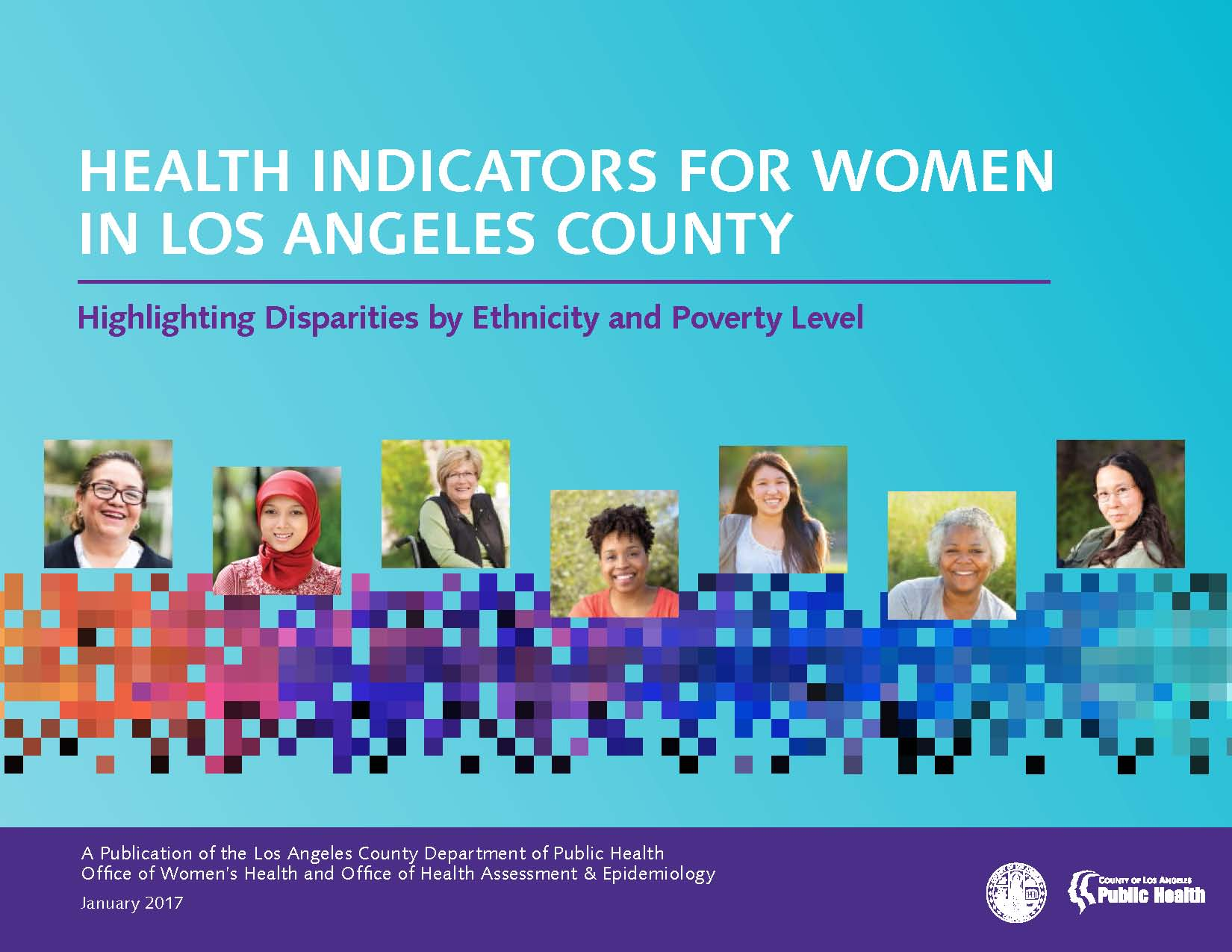 Health Indicators for Women-Los Angeles County-DPH