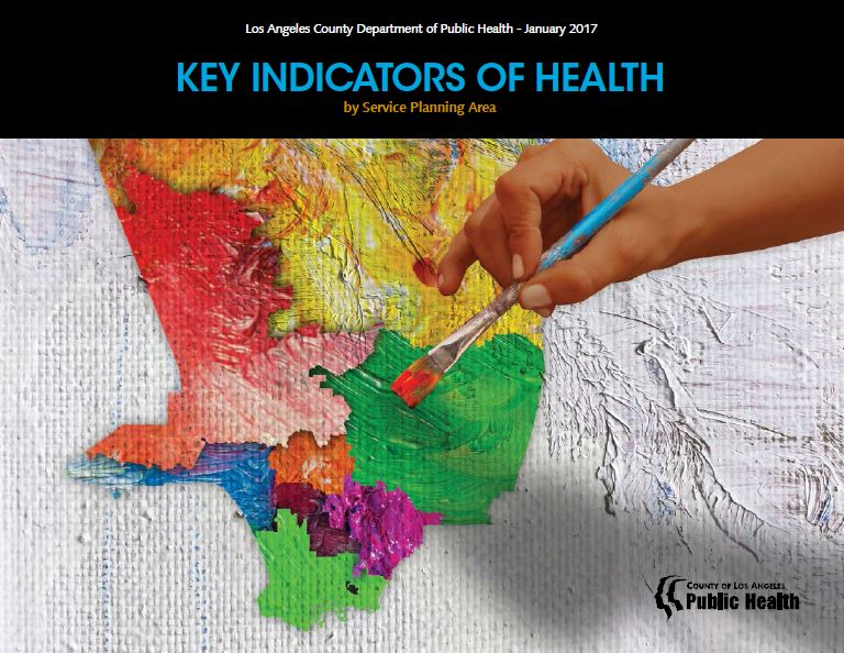 Key Indicators of Health in Los Angeles County-DPH