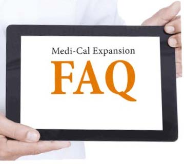 Medi-Cal Expansion (SB75) Frequently Asked Questions (English)