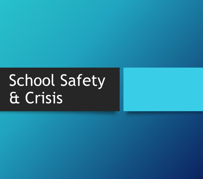 Aftermath of School Violence - Active Shooter