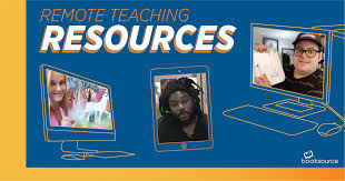 Remote Learning Resources for Teachers