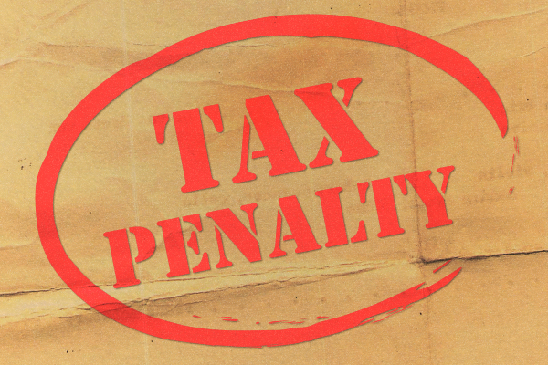 Tax Penalty (English and Spanish)