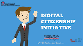 Digital Citizenship Initiative